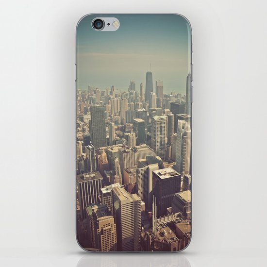 Windy City iPhone & iPod Skin