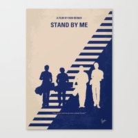 No429 My Stand By Me Min… Canvas Print