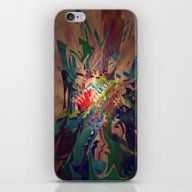 iPhone & iPod Skin featuring Chaos by Lillianhibiscus
