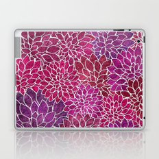 Floral Abstract 18 Laptop & iPad Skin