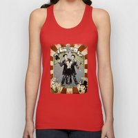 Conjoined in the Morning Unisex Tank Top