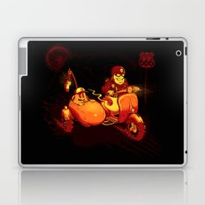 Route To Hell Laptop & iPad Skin