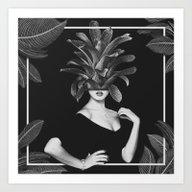 Invisible Heartbeat Art Print