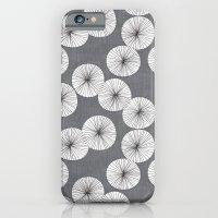 Umbrellas by Friztin iPhone 6 Slim Case