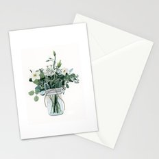 Forest Bouquet Stationery Cards