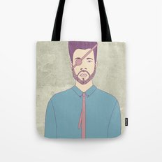 Captain Andrew Tote Bag