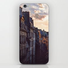 Dawn CiTy iPhone & iPod Skin