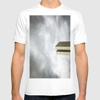 Brasilia, Brazil  Mens Fitted Tee White SMALL