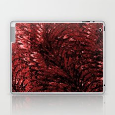 DARK RED Laptop & iPad Skin