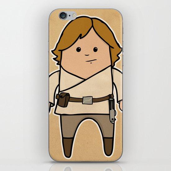 Luke iPhone & iPod Skin