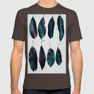 T-shirt featuring Emerald Leaves by Hunterofwoods