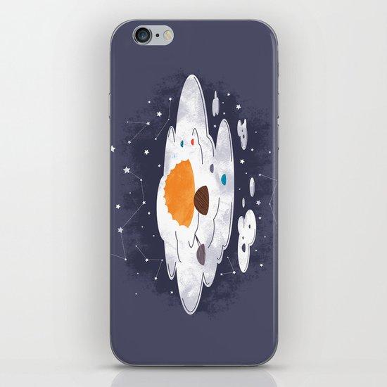 egg dimension iPhone & iPod Skin