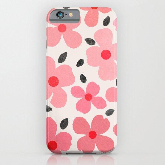 Dogwood Vintage Pink iPhone & iPod Case