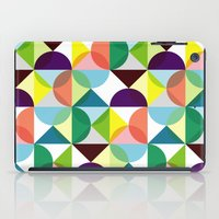 Geometry for Modern Houses (2010) iPad Case