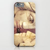 iPhone & iPod Case featuring faces by LeoTheGreat