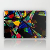 Geometric Splash Laptop & iPad Skin