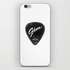 Legendary Guitar Pick iPhone & iPod Skin