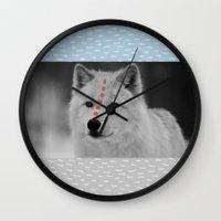 Silent Kingdom Wall Clock