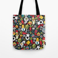 Ugly Christmas. Tote Bag