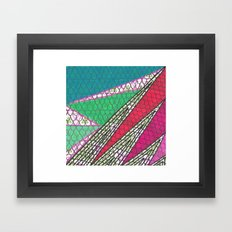 The Future : Day 10 Framed Art Print