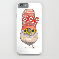 mitten owl iPhone 6 Slim Case