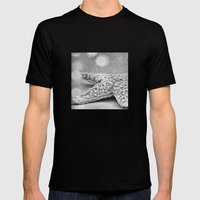 Sea Star Mens Fitted Tee Black SMALL