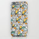 Floral Doodles iPhone & iPod Case