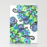 Sharpie Doodle 5 Stationery Cards