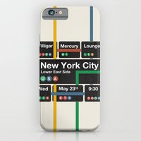 Filligar Live In New Yor… iPhone 6 Slim Case