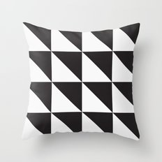 IKEA SILLERUP Rug Pattern Throw Pillow