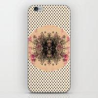 M.D.C.N. Xv iPhone & iPod Skin