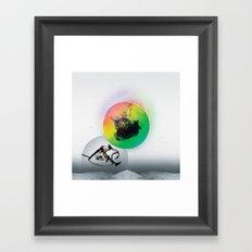 Ghost Warriors Framed Art Print