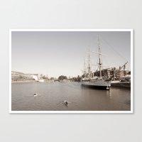Puerto Madero 10 Canvas Print