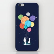 You are my universe iPhone & iPod Skin