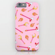 Magical Girl Weapons iPhone 6 Slim Case