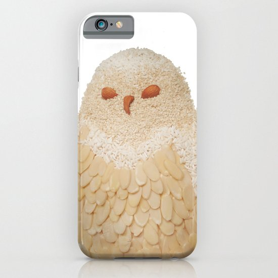 Owl Collage #4 iPhone & iPod Case