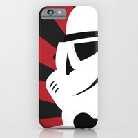 Storm Trooper Portrait iPhone 6 Slim Case