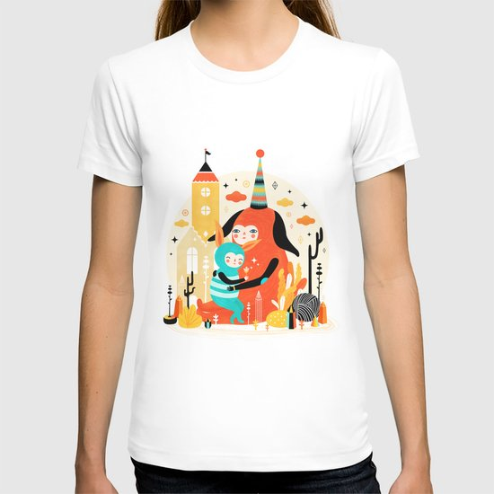 Woombi & Loondy T-shirt