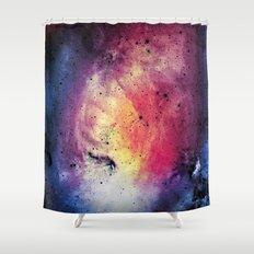 η Zaniah Shower Curtain
