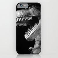 Tyrannosaurus Rex dinosaur iPhone 6 Slim Case