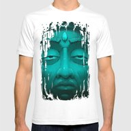 T-shirt featuring Buddha I. by Dr. Lukas Brezak