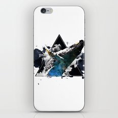 Star Whale iPhone & iPod Skin