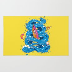 wipeout Rug