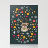 Ornaments Stationery Cards