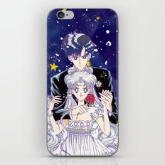 Princess Serenity & Prince Endymion iPhone & iPod Skin