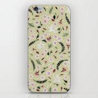 Little Flower pattern iPhone & iPod Skin