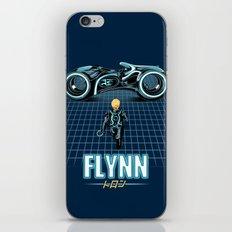 Flynn's Son iPhone & iPod Skin