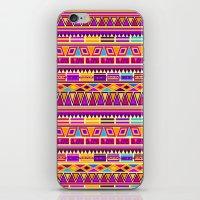 Casa del Condor iPhone & iPod Skin
