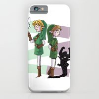 The Fairy and The Imp iPhone 6 Slim Case