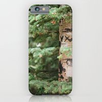 WRITTEN IN THE TREES iPhone 6 Slim Case